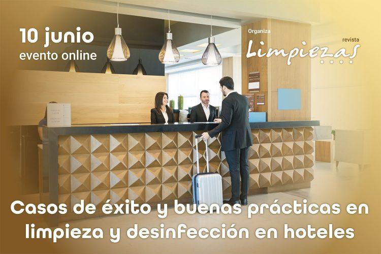 jornada desinfección hoteles apertura