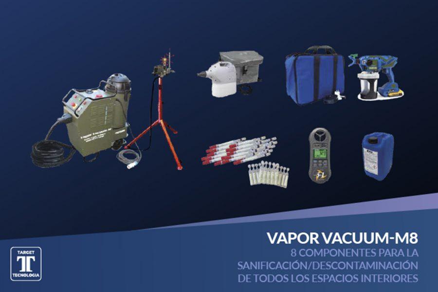 target tecnología vacuum covid