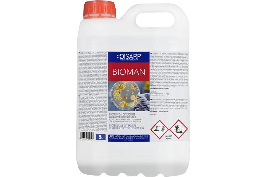 bioman 5l disarp