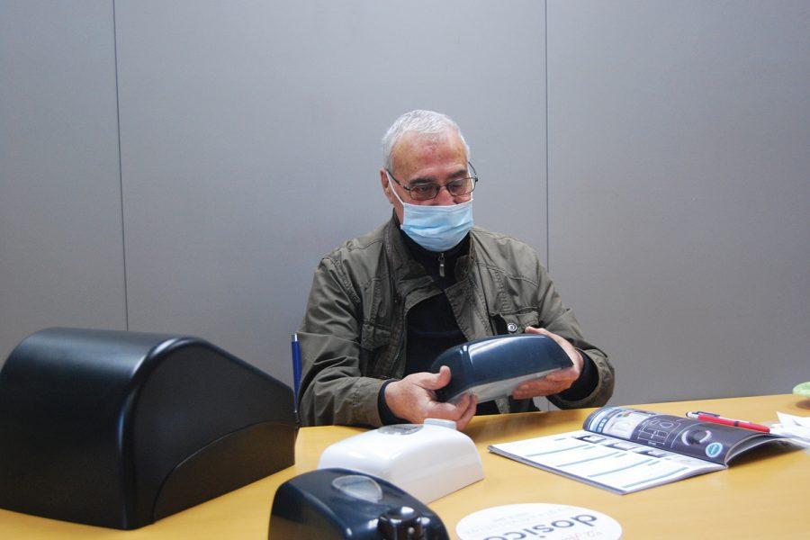 Fernando García, fundador de DOSICO.