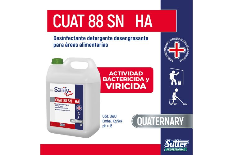 SANIFY CUAT 88 SN SP-1 sutter professional