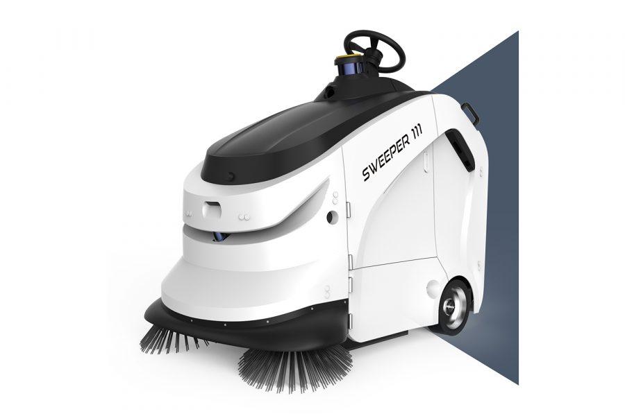 Ecobot 111 kruger