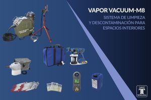 target tecnología vacuum m 8 covid
