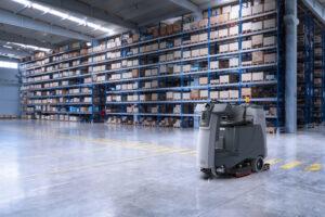 SC60 - Warehouse nilfisk soluciones de limpieza autónomas
