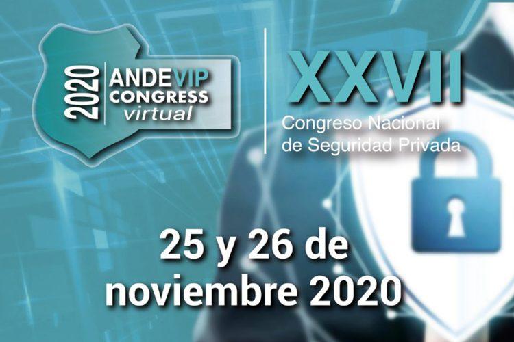 Congreso Nacional de Seguridad Privada 2020 de Andevip Colombia
