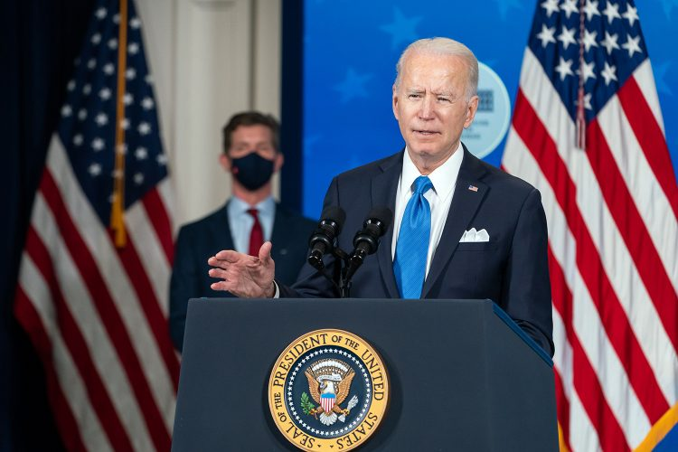 el presidente estadounidense Joe Biden ha firmado una orden ejecutiva de ciberseguridad